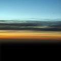 Abstract Night Sky by Brian Raggatt