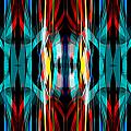 Abstract Pattern 3 by Steve Ball
