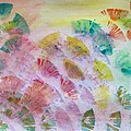 Abstract Petals by Sonali Gangane
