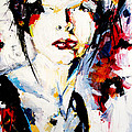 Abstract Portrait  by Zlatko Music