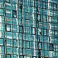 Abstract Reflections In Windows by Artur Bogacki