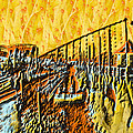 Abstract Roller Coaster by Doc Braham