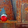 Abstract Rust by Marilyn Smith