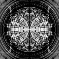 Abstract Structure 2 by Steve Ball
