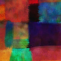 Abstract Study Five - Abstract - Art by Ann Powell