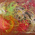 Abstract Vii by Julie Crisan
