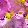Abstracted Pink by Debbie Nobile