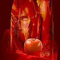 Abstraction 009-13 Marucii by Marek Lutek