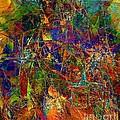 Abstraction 0380 Marucii by Marek Lutek