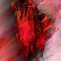 Abstraction 0381 Marucii by Marek Lutek