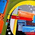 Abstraction 0468 Marucii by Marek Lutek