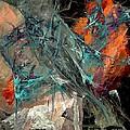 Abstraction 0490 Marucii by Marek Lutek