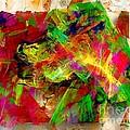 Abstraction 0492 Marucii by Marek Lutek