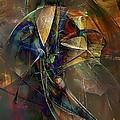 Abstraction 0497 Marucii by Marek Lutek