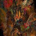 Abstraction 0555 Marucii by Marek Lutek