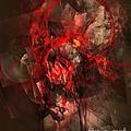 Abstraction 0562 Marucii by Marek Lutek
