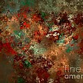 Abstraction 0563 Marucii by Marek Lutek