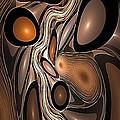 Abstraction 250-02-13 Marucii by Marek Lutek