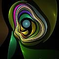 Abstraction 259-06-13 Marucii by Marek Lutek