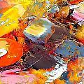 Abstraction 586-11-13 Marucii by Marek Lutek