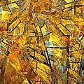 Abstraction 635-12-13 Marucii by Marek Lutek