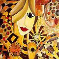 Abstraction 676 - Marucii by Marek Lutek