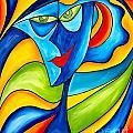 Abstraction 757 - Marucii by Marek Lutek