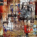 Abstraction 758 - Marucii by Marek Lutek