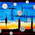 Abstraction - IIi - by Miroslav Stojkovic - Miro