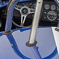 Ac 427r Cobra Interior by Roger Mullenhour