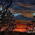 AC156 Sunset Sky and Cloud