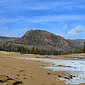 Acadia Beehive In Winter by Meandering Photography