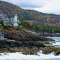 Acadia Seaside Mansion by Stuart Litoff