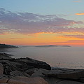 Acadia Sunrise 5 by Jeff Heimlich