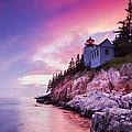 Acadia Sunset by Mircea Costina Photography