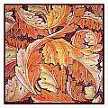 Acanthus Vine Design by William Morris