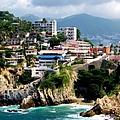 Acapulco by Karen Wiles