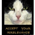 Accept Your Irrelevance by Dale   Ford