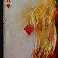 Ace Of Diamonds by Michael Creese