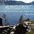 Achieve by Sharon Elliott