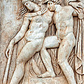 Achilles And Penthesilea by Ayhan Altun