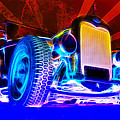Acid Ford Hot Rod by Phil 'motography' Clark