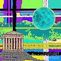 Acropolis Plaid by Carol Jacobs