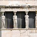 Acropolis Revisited  2 by Paul Sandilands