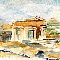 Acropolis by Valerie Freeman