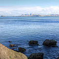 Across The Bay by JC Findley
