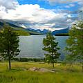 Across The Lake by David Head