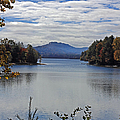 Across The Lake by Jennifer Robin