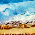 across the Miles by Agie Kaminski