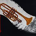 Acrylic Msc 117 by Mario Sergio Calzi